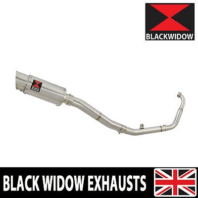 Yamaha MT 125 14 -18 High Level Exhaust System Stainless Steel Silencer 200SS