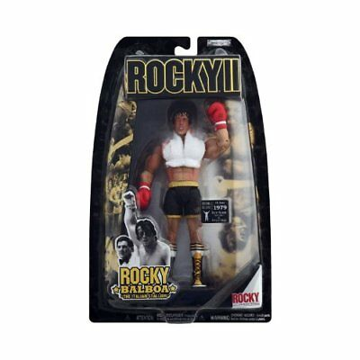 Rocky II: The Authentic Collection Action Figure Rocky Balboa