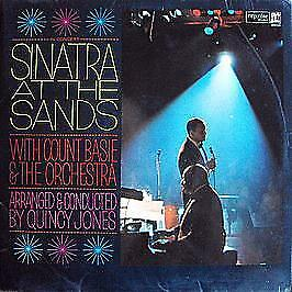 Frank Sinatra - Sinatra At The Sands - Reprise Records - 1966 #744178