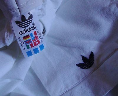 SHORTS TENNIS vintage 80's ADIDAS  made in West Germany  tg.48-M/L circa   Rare