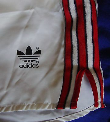 SHORTS  vintage 80's ADIDAS  made in West Germany  tg.6-L circa   Rare