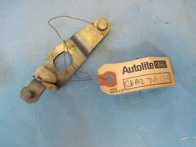 NOS Auto transmission manual control valve lever detent 1966-1971 Ford Mustang 7