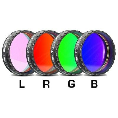 "Baader LRGBC Anti-Reflection Filter Set - 1.25"" # FLRGBC-1 2458473"