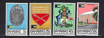 Bahamas. Commonwealth Parliamentary Conference  Mnh 1982