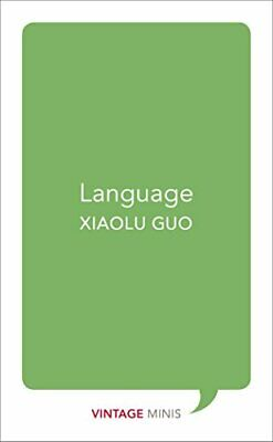 Language: Vintage Minis by Guo, Xiaolu Book The Cheap Fast Free Post