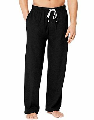 Hanes X-Temp Men's Jersey Pants with ComfortSoft Waistband