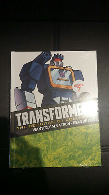 Transformers - The Definitive G1 Collection - Issue 7 (Volume 8)