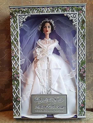 NEW Elizabeth Taylor in Father of the Bride Collectible Doll,Mattel 2000