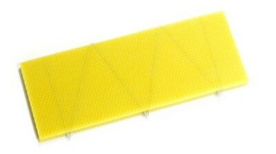 Beekeeping  National Shallow/Super Wired Foundation: 50 Sheets