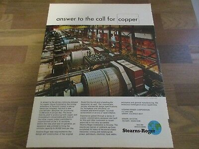 Stearns Roger Corporartion - Arizona  1970 Print Ad
