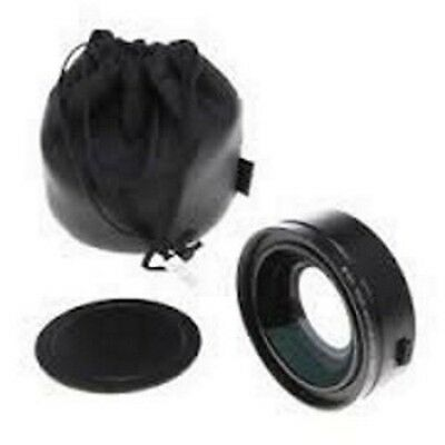 OBJECTIF SONY VCL-HG0862 HIGH-GRADE 0.8x WIDE CONVERSION LENS HDR-FX7
