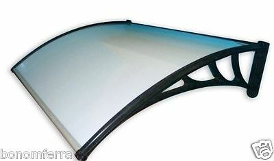 AWNING OUTDOOR CANOPIES POLYCARBONATE DIM.100x80120x100150x100