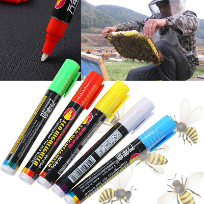 Queen Bee Marker Pen Paint Kit Keeping Beekeeper Equipment Pencil Writing