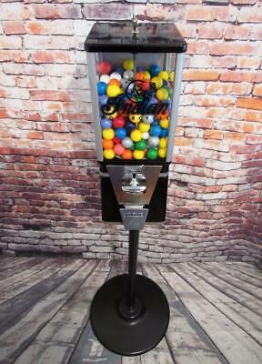 INDIAN MOTORCYCLE vintage nut candy gumball machine man cave  bar accessories