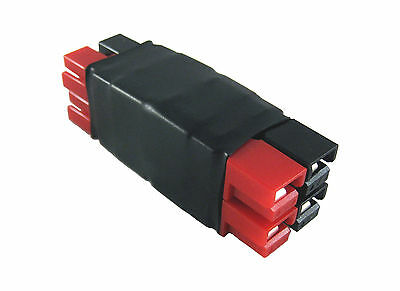 4-Way ANDERSON POWERPOLE Sermos Distribution Splitter 30Amp AC/DC Block C2