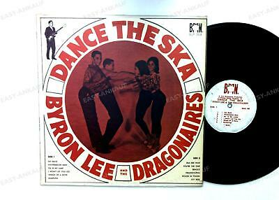 Byron Lee And The Dragonaires - Dance The Ska Jamaica LP 1964 /5
