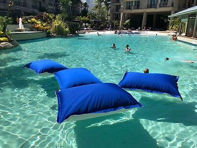 Swimming pool floating Bean Bag 140x180 Best Quality boat by Adora Beanbags