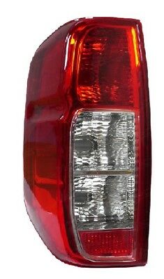Passenger Side Left Nissan Navara D40 2005-2014 Tail Light Rear Lamp New