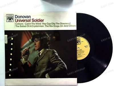Donovan - The Universal Soldier UK LP 1965 /3