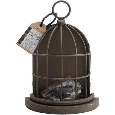 "Prima Marketing Frameworks Metal Birdcage - Rust 7""X5""X2.5"""