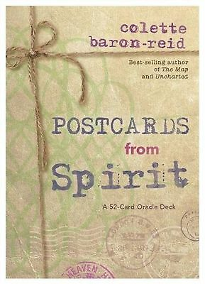 Postcards from Spirit: A 52-Card  by Colette Baron-Reid (Cards)