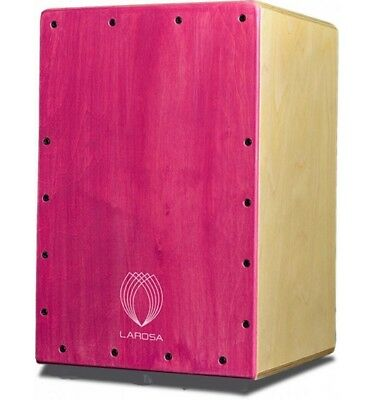 La Rosa Junior Pink - Cajon junior