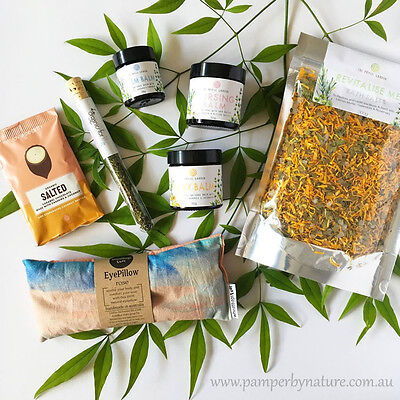 The Physic Garden - New Mama Gift Box Large