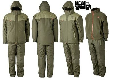 Trakker Core Multi-Suit All Sizes RRP £119.99 Carp Fishing Three-Piece