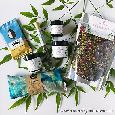 The Physic Garden - Mamma To Be Gift Box Large