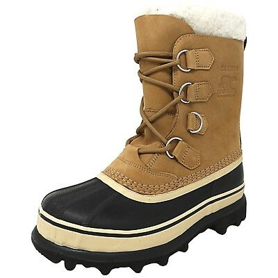 Sorel Women's Caribou Mid-Calf Leather Snow Boot