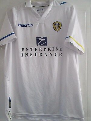 2011-2012 Leeds United Home Football Shirt Size XL ADULTS /41921