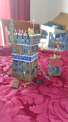 Warhammer chapel, watchtower and manor house buildings