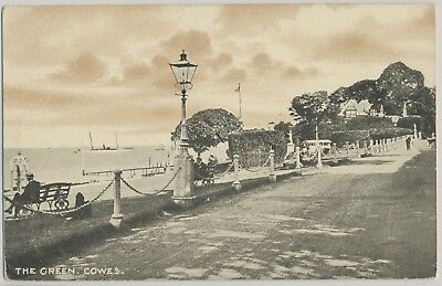 The Green Cowes