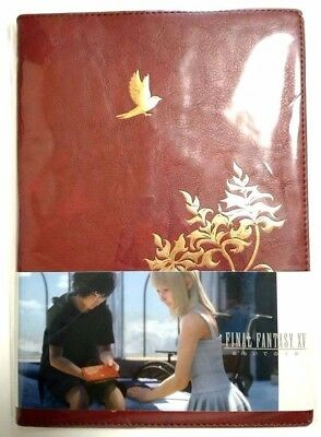 Final Fantasy 15 XV Diary Old Good Memory Noctis Lunafreya Square Enix Cafe F/S