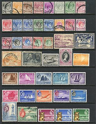 Singapore Collection Mint & Used