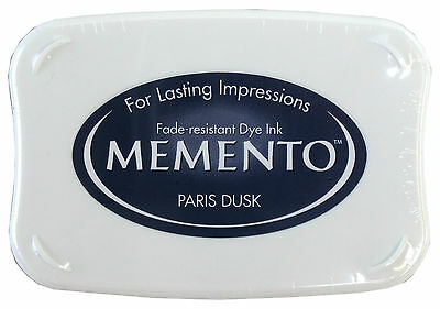 Memento  Ink Pad - Paris Dusk