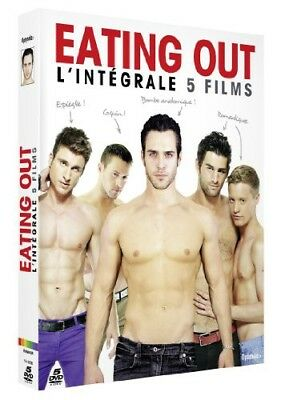 DVD Eating Out Intégrale 5 films - Chris Salvatore,Scott Lunsford,Q. Allan Brock
