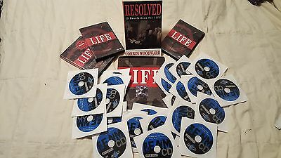 LIFE BOX Set, Book, Various CDs and DVDs by Chris Brady & Orrin Woodward