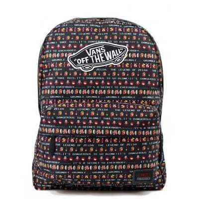 Vans X Nintendo legend of Zelda backpack, * Now discontinued + Super Rare