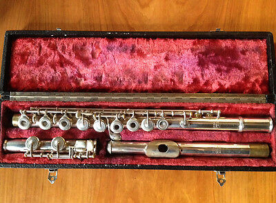 Louis Lot Vintage Flute (VIDEO link on the description!)
