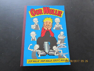 The Oor  Wullie  Annual   1994  Very  Good Condition