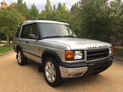 2002 Land Rover Discovery  low mile free shipping warranty disco 2 luxury cheap 4x4 clean financing