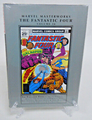 The Fantastic Four Volume 16 Thing Marvel Masterworks HC Hard Cover New Sealed