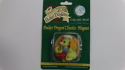 Pocket Dragon Classic Magnets BAKING COOKIES