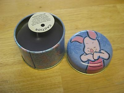 Disney Winnie the Pooh Piglet Scented Candle In Collector Tin