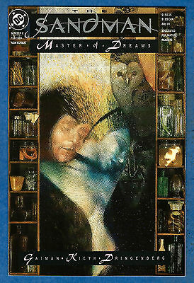 SANDMAN # 2 - 2nd Series - DC Comics 1989 (vf-)