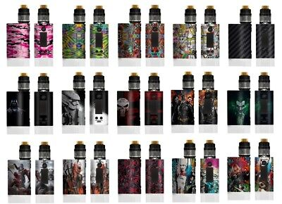 Wismec RX Gen3 BOX MOD Skin Wrap Case Sticker Protective Decal 15 Designs