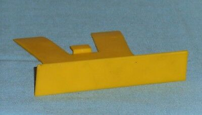 vintage Ideal ZEROIDS YELLOW RAMP (no lettering) part accessory