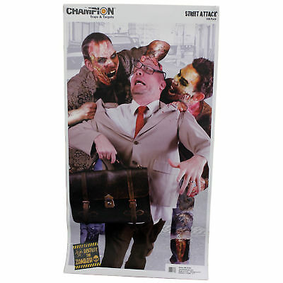 Champion Traps Targets & Throwers 41757 Zombie Target - Targets - Street Attack