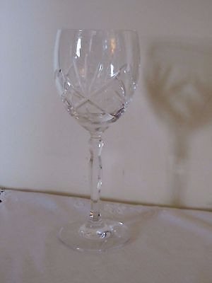 ROYAL DOULTON CRYSTAL - DAILY MAIL OFFER - 1 x  MEDIUM (20cms) WINE GLASS